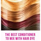 What Happens if I Mix Conditioner with Hair Dye