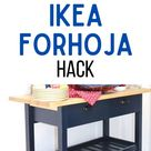 Easy IKEA Forhoja Hack