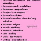 learn german with English