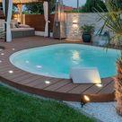 Lola Mini pool – the small pool that suits everyone | Waterair Swimming Pools