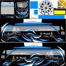 101+ Livery BUSSID Bus Simulator Indonesia HD SHD Koleksi Lengkap Terbaru