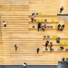 Zalando Headquarters in Berlin von KINZO Design Studio | Büroräume