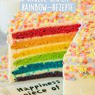 Regenbogen-Rezepte
