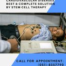 Cardiovascular Diseases Best & Complete Treatment By Stem Cell Therapy