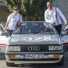 Audi Coupe GT 1985   ClassicCarClub.ro   Mures