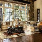 Neutral Family Rooms
