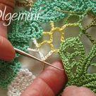Irish Crochet Tutorial