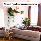 Small bedroom makeover 💕