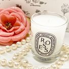 Diptyque ROSES Candle 1.23oz / 35g Diptyque ROSES Candle 1.23oz / 35g Micro bougie scented candles - Size: 35g Micro size candles - Special size only available in the limited edition gift set. - 100% authentic - Great for travel or gift. - Brand new in without boxed. You will get exact as shown on the photos. All items are final sale. No return or refund. 100% authentic buy with confidence. diptyque Accents Candles & Holders
