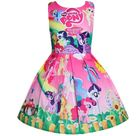 MLP dress for girls up to age 8 years