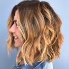 50 Best Medium Length Haircuts for Thick Hair to Try in 2021   Hair Adviser