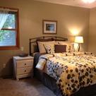 Gray Yellow Bedrooms