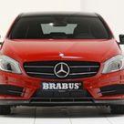 BRABUS Works its Magic on the New Mercedes Benz A Class   BenzInsider.com   A Mercedes Benz Fan Blog