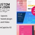WP Custom Admin Login - WordPress Plugin to make a customized admin login page