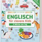 Buch - Englisch clevere Kids - 5 Wörter am Tag  Kinder