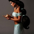 Jasmine Halloween Costume