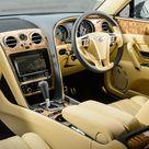 2015 Bentley Flying Spur V8 (Euro-spec) interior.  Love the wood paneling/trim!