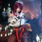 Genshin Impact Rosaria Cosplay Costume CC0221 - L