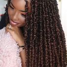 Pre-Twisted Passion Twits Crochet Braids Hair