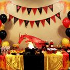 Dragon Birthday Parties