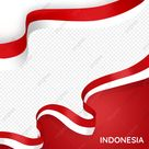 Indonesia Flag Frame Twibbon, Dirgahayu Indonesia, 76th, Hut Ri PNG Transparent Clipart Image and PSD File for Free Download