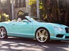2013 Bentley Continental GTC Limited Edition By Bentley Beverly Hills @ Top Speed