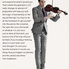 Tom Hiddleston Quotes. QuotesGram
