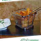Sauerrahm Dip für würzige Kartoffelspalten