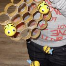 Theme bees crafting