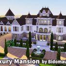 Bidomaudo's Luxury Mansion (for Celebrity)