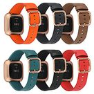 Smart Watch Band for Fitbit 1 pcs Classic Buckle Genuine Leather Replacement  Wrist Strap for Fitbit Versa Fitbit Versa Lite fitbit versa 2 Lightinthebox - 74747