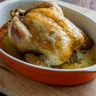 Recipe For Roasted Chicken