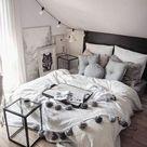 Chambre ado cocooning pour fille ou garçon - blog Clem