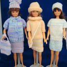 Barbie Knitting Patterns