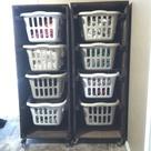 Laundry Basket Holder