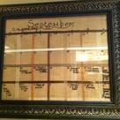 Homemade Calendar
