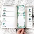 20 Bullet Journal Weekly Spread Ideas You'll Want To Try - Its Claudia G