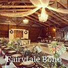 Fairytale Boho Wedding