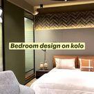 Bedroom design on kolo