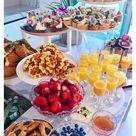 breakfast table ideas brunch party