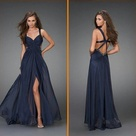 Blue Ball Gowns