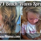 Beach Wave Spray