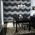 Chevron Accent Walls
