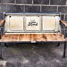 10 Truck Tailgate Benches