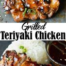 Grilled Teriyaki Chicken Recipe-Butter Your Biscuit