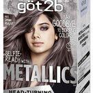Schwarzkopf Got2b Metallic Permanent Hair Color; Color M83 Urban Mauve