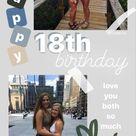 instagram story birthday