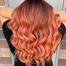 The Ginger Peach Hair Color Trend is a Wearable Way to Rock Pastel Hair