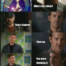 Supernatural Lol