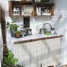 ▷ 1001 + designs splendides d'une cuisine extérieure - Outdoor Ideas